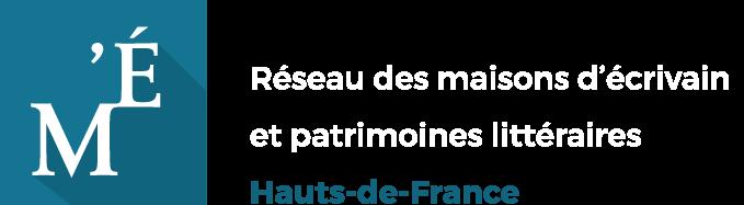 Réseau des maisons d'écrivain et patrimoines littéraires – Hauts-de-France