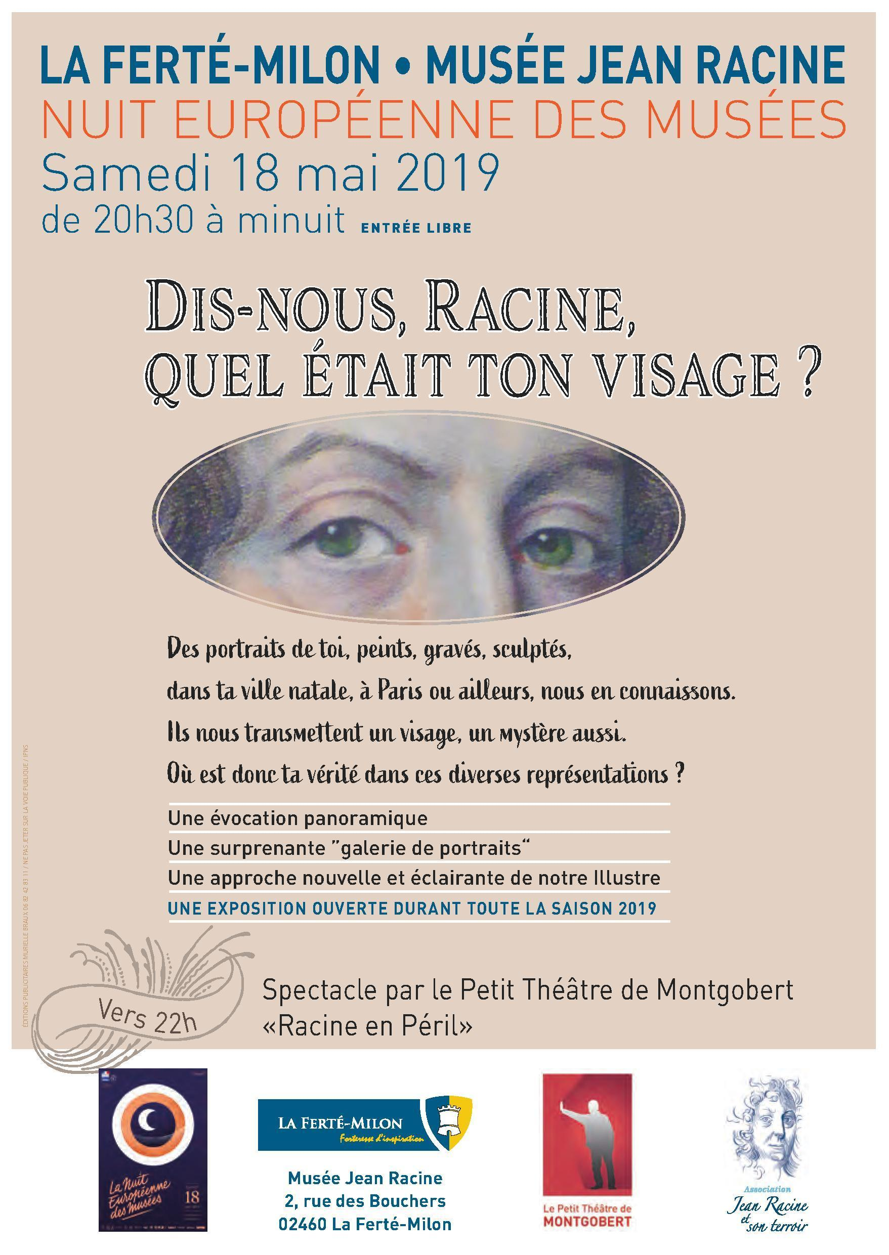 Musée RACINE Nuit des musées 2019