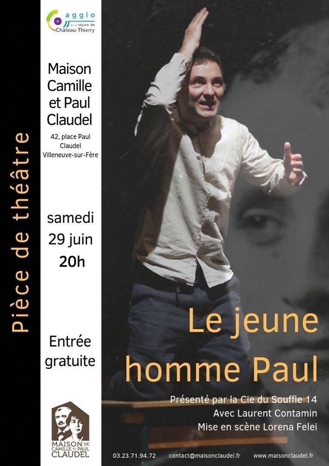 Le jeune homme Paul