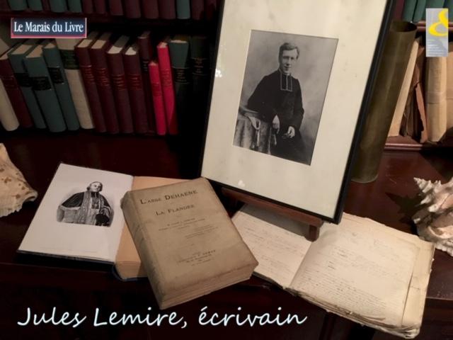Jules Lemire, lecture publique.
