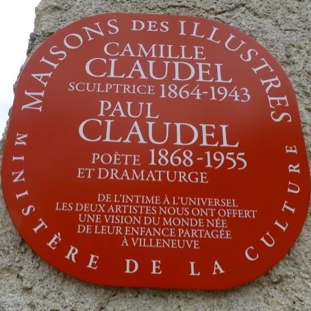 Maison des Illustres Camille et Paul Claudel