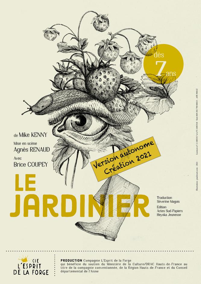 Le Jardinier pièce de théâtre