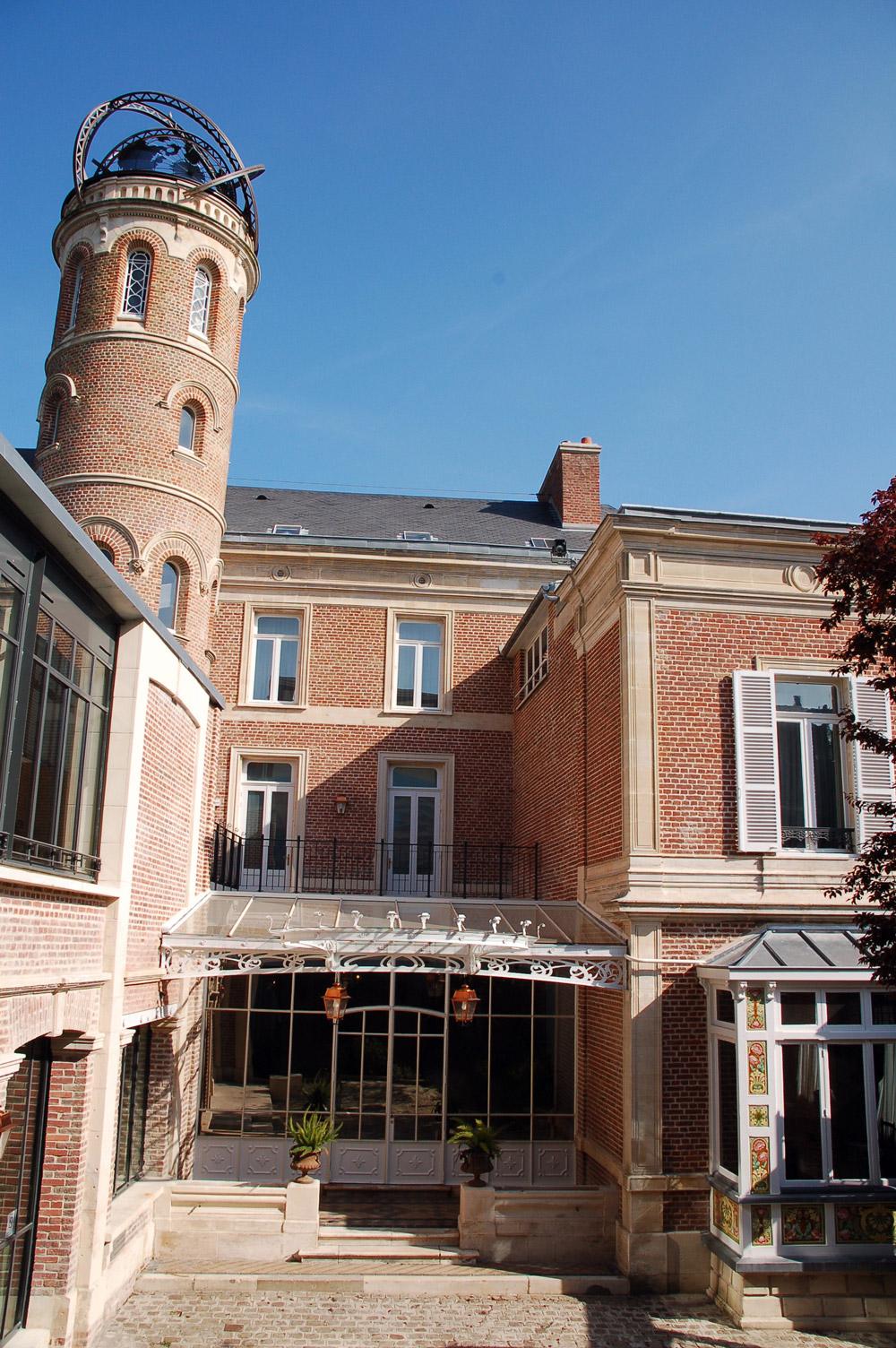 Maison Jules Verne Amiens